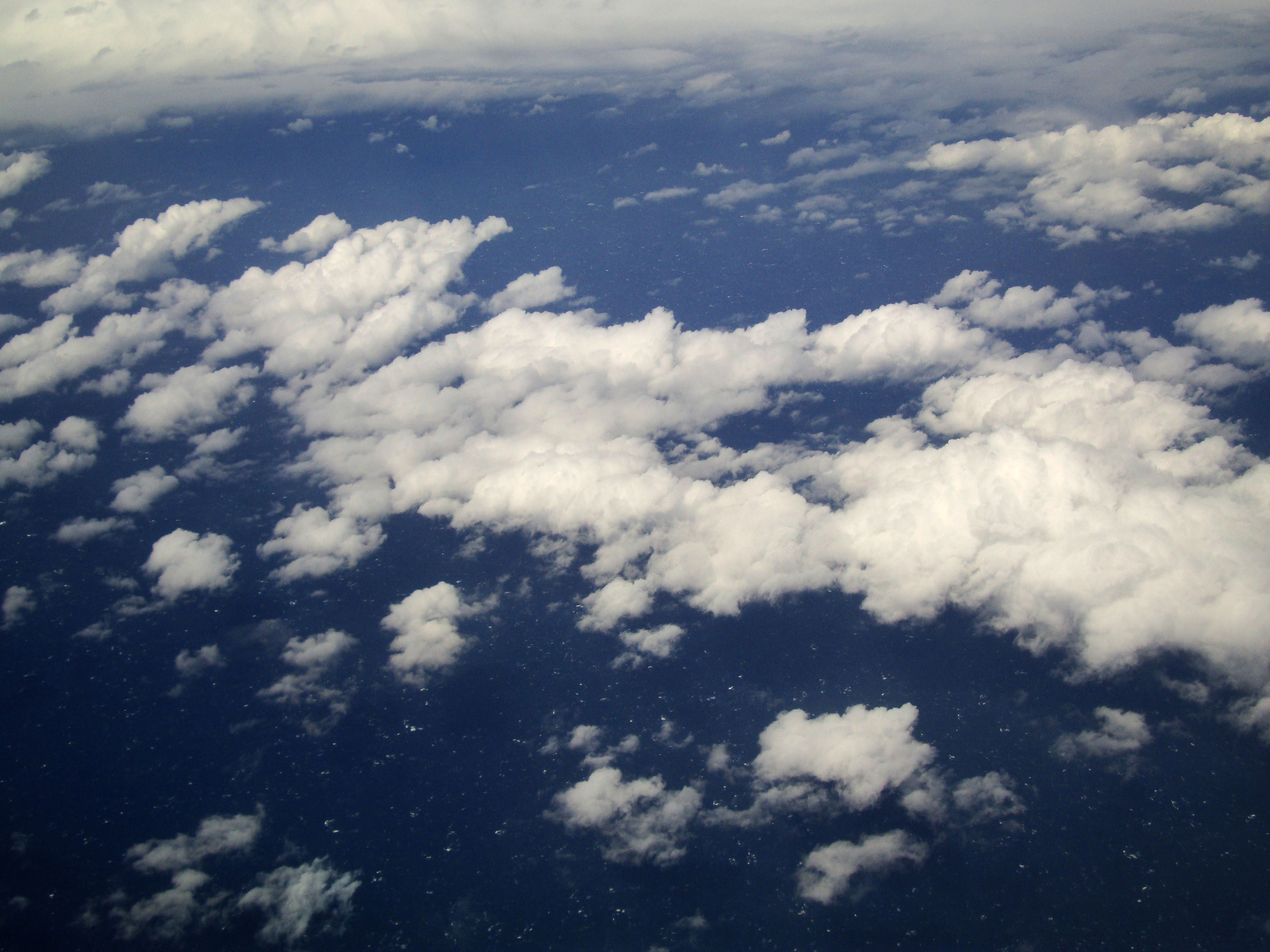 Textures Clouds Formations Sky Storms Weather Phenomena Aerial Views 23