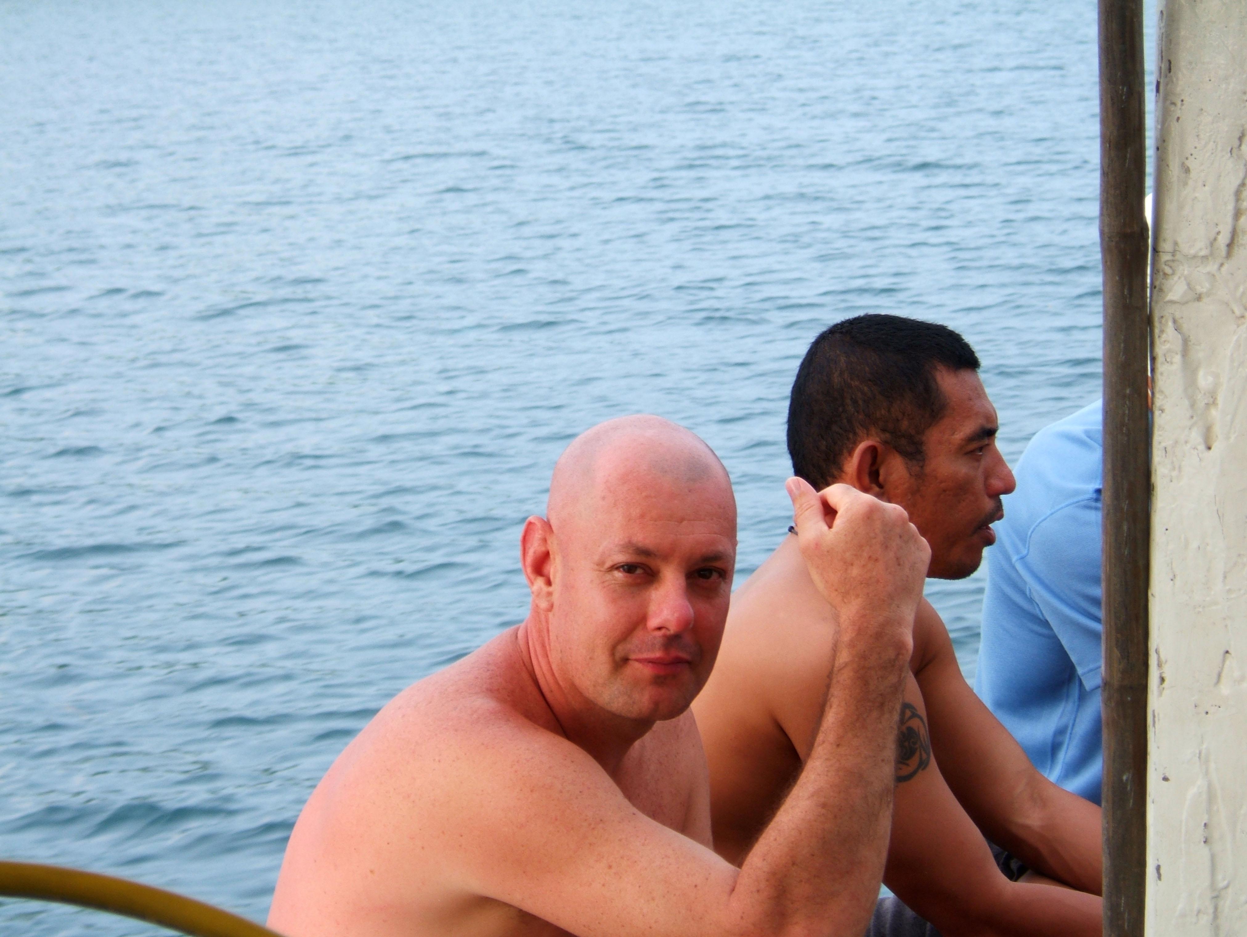Coron dive site 8 Wreck dive IJN Olympia Maru July 2005 29