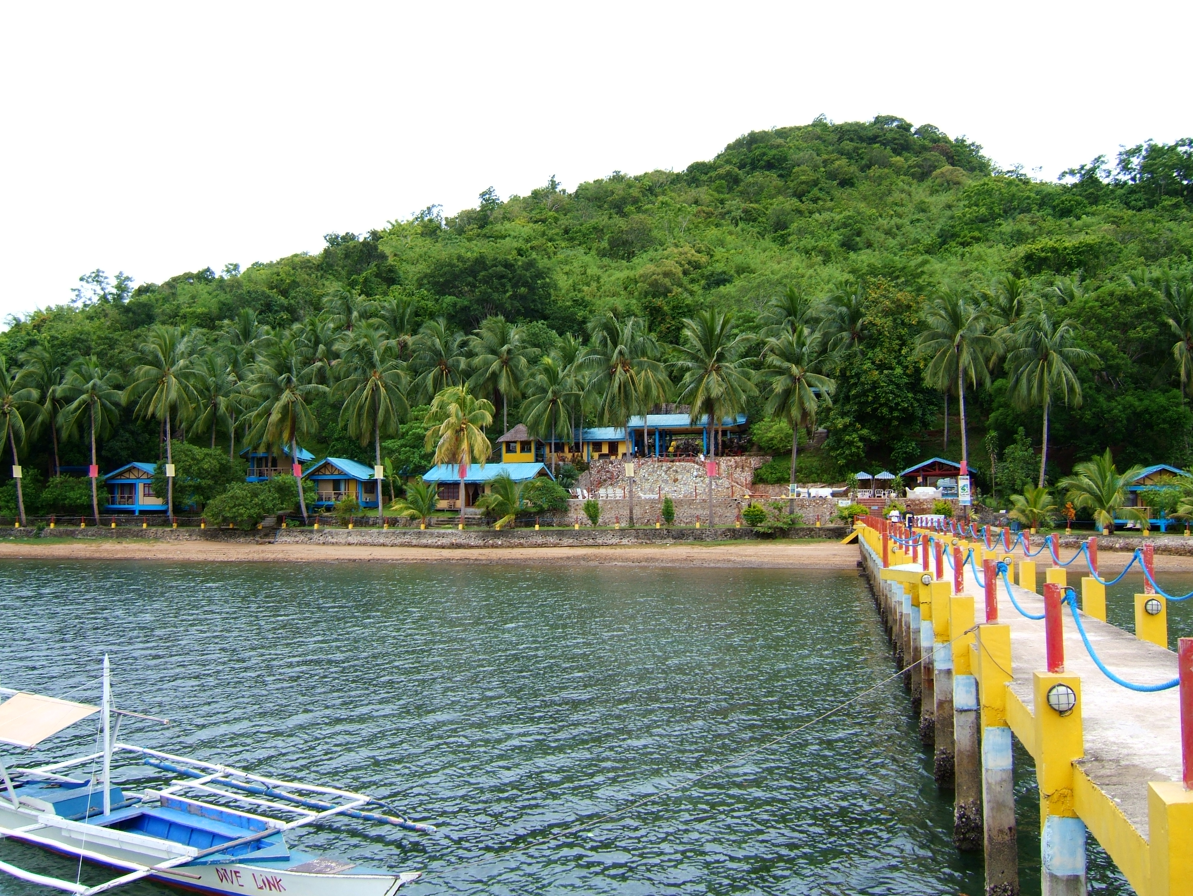 Philippines Palawan Islands CoronJuly 2005 03