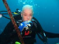 Asisbiz Coron dive site 8 Wreck dive IJN Olympia Maru July 2005 22