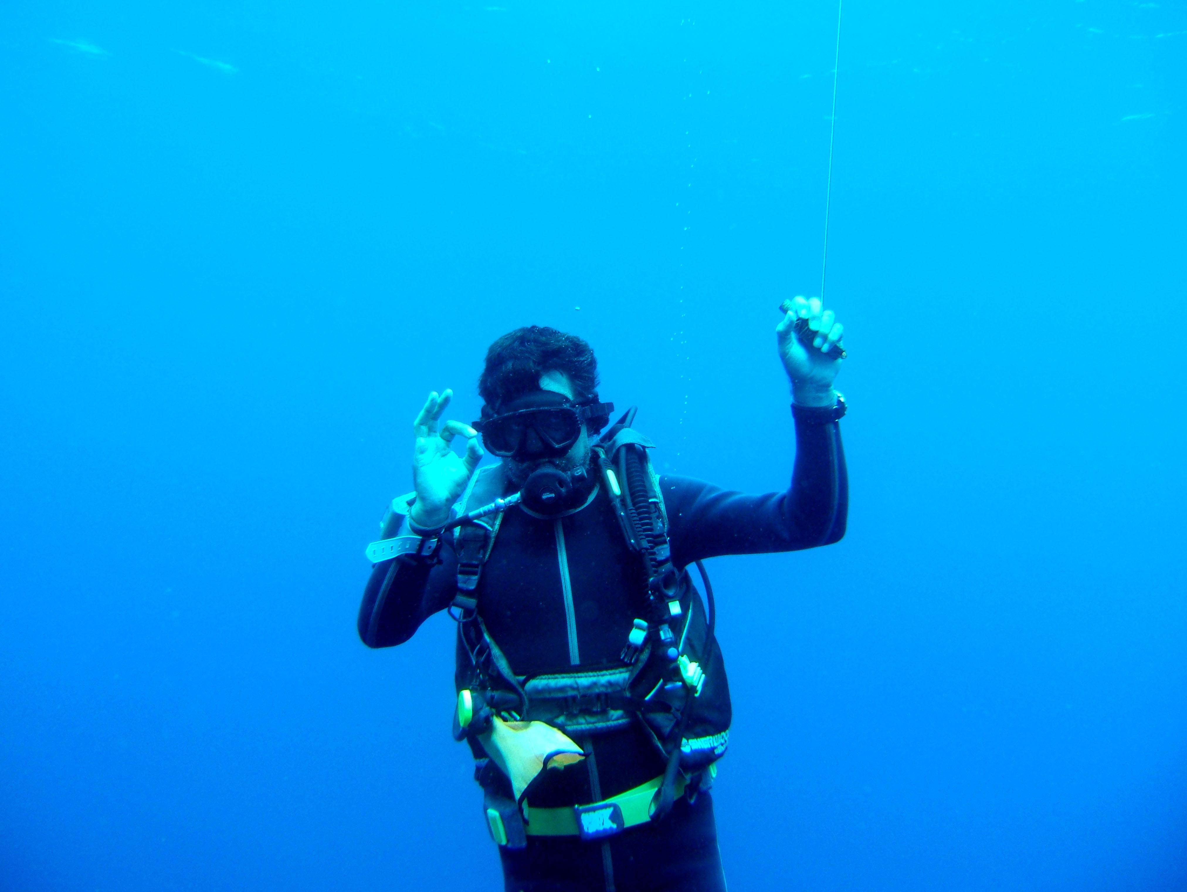 Dive 18 Philippines Mindoro Sabang Canyons Nov 2005 48