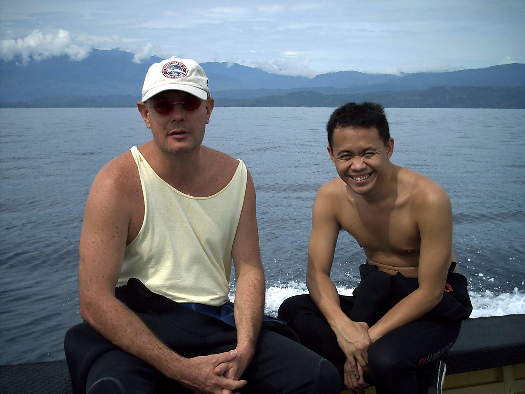 Dive 28 Philippines Mindoro Verdi Island June 2005 42