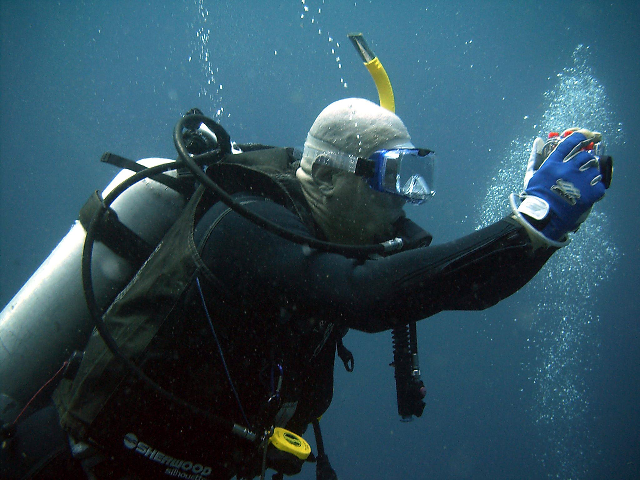 Dive 28 Philippines Mindoro Verdi Island June 2005 43