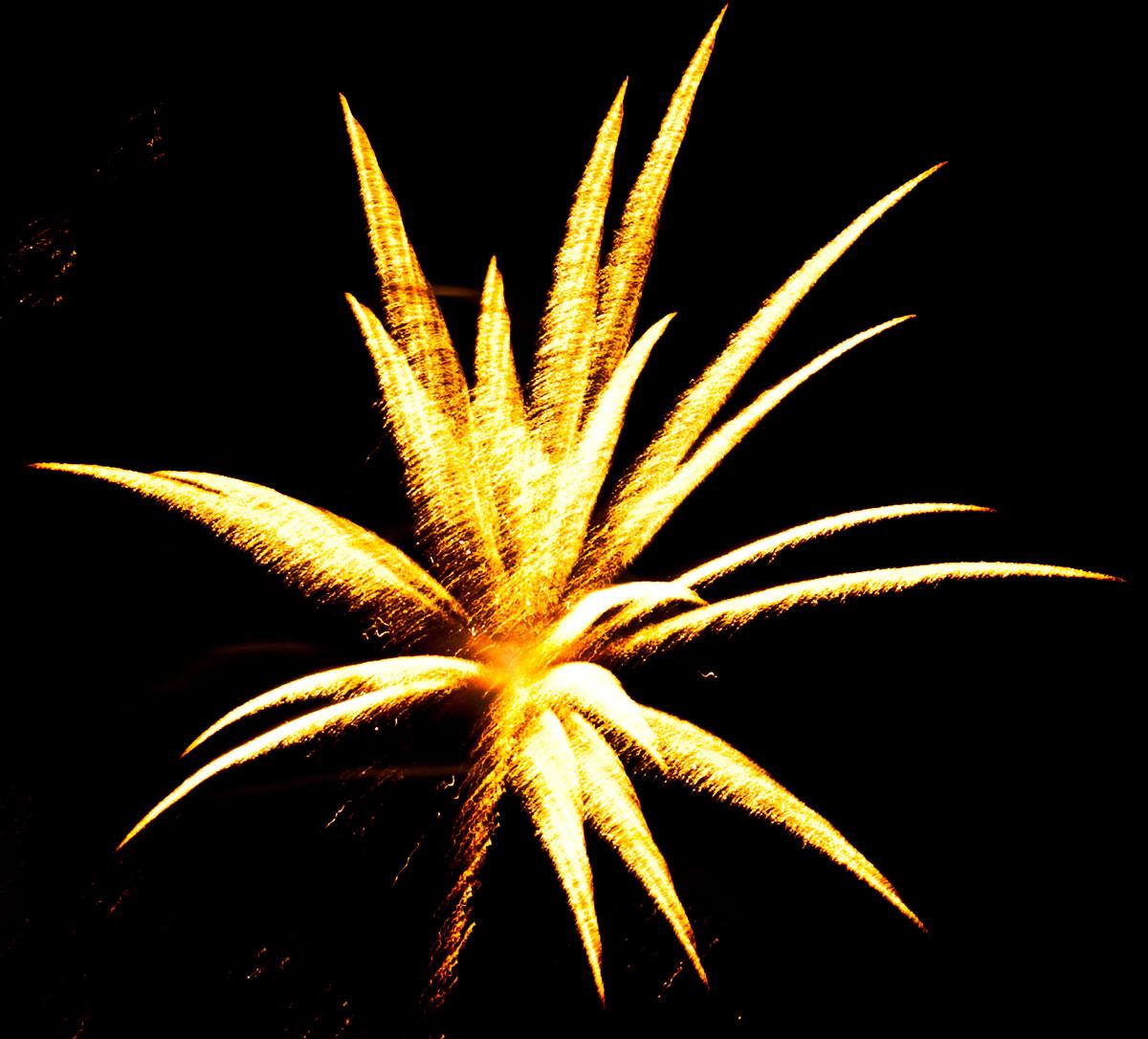 New Year 2011 Fireworks Makati Philippines 014