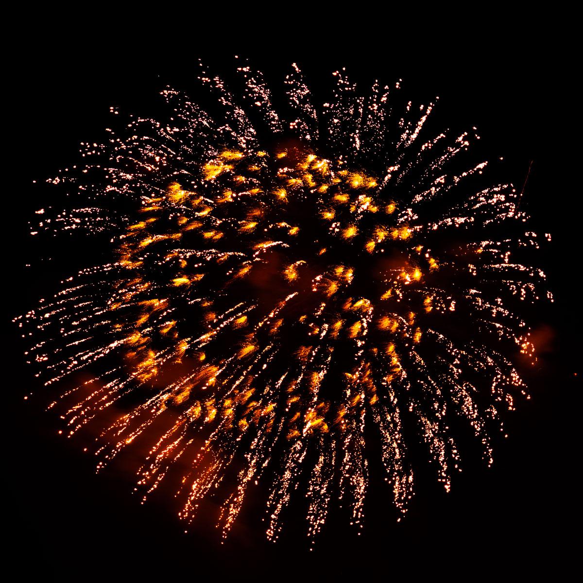 New Year 2011 Fireworks Makati Philippines 076
