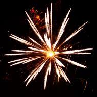 Asisbiz New Year 2011 Fireworks Makati Philippines 005