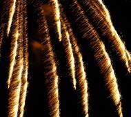 Asisbiz New Year 2011 Fireworks Makati Philippines 006