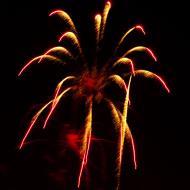 Asisbiz New Year 2011 Fireworks Makati Philippines 013