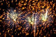 Asisbiz New Year 2011 Fireworks Makati Philippines 026