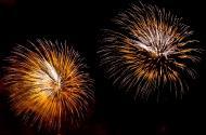 Asisbiz New Year 2011 Fireworks Makati Philippines 041