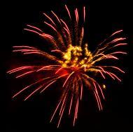 Asisbiz New Year 2011 Fireworks Makati Philippines 047