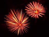 Asisbiz New Year 2011 Fireworks Makati Philippines 048