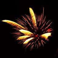 Asisbiz New Year 2011 Fireworks Makati Philippines 050