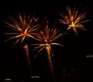 Asisbiz New Year 2011 Fireworks Makati Philippines 052