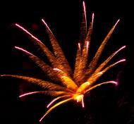 Asisbiz New Year 2011 Fireworks Makati Philippines 053