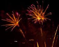 Asisbiz New Year 2011 Fireworks Makati Philippines 055