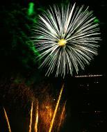 Asisbiz New Year 2011 Fireworks Makati Philippines 057
