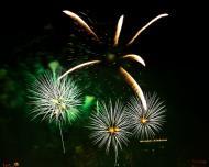 Asisbiz New Year 2011 Fireworks Makati Philippines 058