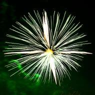 Asisbiz New Year 2011 Fireworks Makati Philippines 059