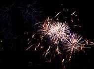 Asisbiz New Year 2011 Fireworks Makati Philippines 060