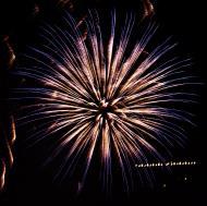Asisbiz New Year 2011 Fireworks Makati Philippines 062