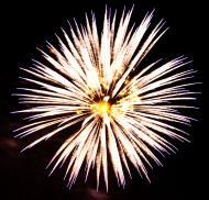 Asisbiz New Year 2011 Fireworks Makati Philippines 066