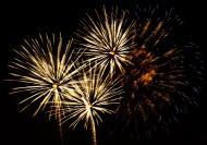 Asisbiz New Year 2011 Fireworks Makati Philippines 067