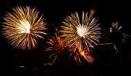 Asisbiz New Year 2011 Fireworks Makati Philippines 073