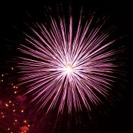 Asisbiz New Year 2011 Fireworks Makati Philippines 075