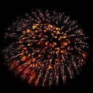 Asisbiz New Year 2011 Fireworks Makati Philippines 076