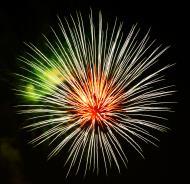 Asisbiz New Year 2011 Fireworks Makati Philippines 078