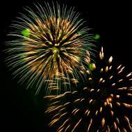 Asisbiz New Year 2011 Fireworks Makati Philippines 081