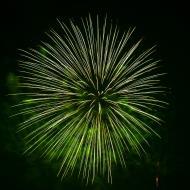 Asisbiz New Year 2011 Fireworks Makati Philippines 082