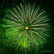 Asisbiz New Year 2011 Fireworks Makati Philippines 083