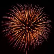 Asisbiz New Year 2011 Fireworks Makati Philippines 084