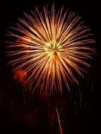 Asisbiz New Year 2011 Fireworks Makati Philippines 085
