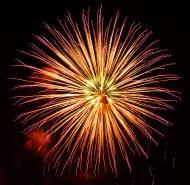 Asisbiz New Year 2011 Fireworks Makati Philippines 086