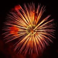 Asisbiz New Year 2011 Fireworks Makati Philippines 087