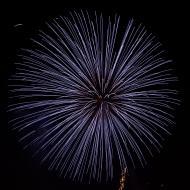 Asisbiz New Year 2011 Fireworks Makati Philippines 092