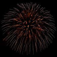 Asisbiz New Year 2011 Fireworks Makati Philippines 097