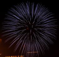 Asisbiz New Year 2011 Fireworks Makati Philippines 098