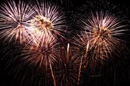 Asisbiz New Year 2011 Fireworks Makati Philippines 102
