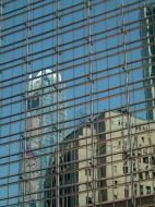 Asisbiz Textures Building window reflections Hong Kong 01