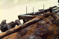 Asisbiz Australia Rainbow Beach ship wreck Cherry Venture 07