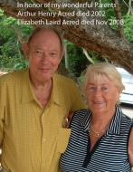 Asisbiz +Arthur and Elizabeth Acred