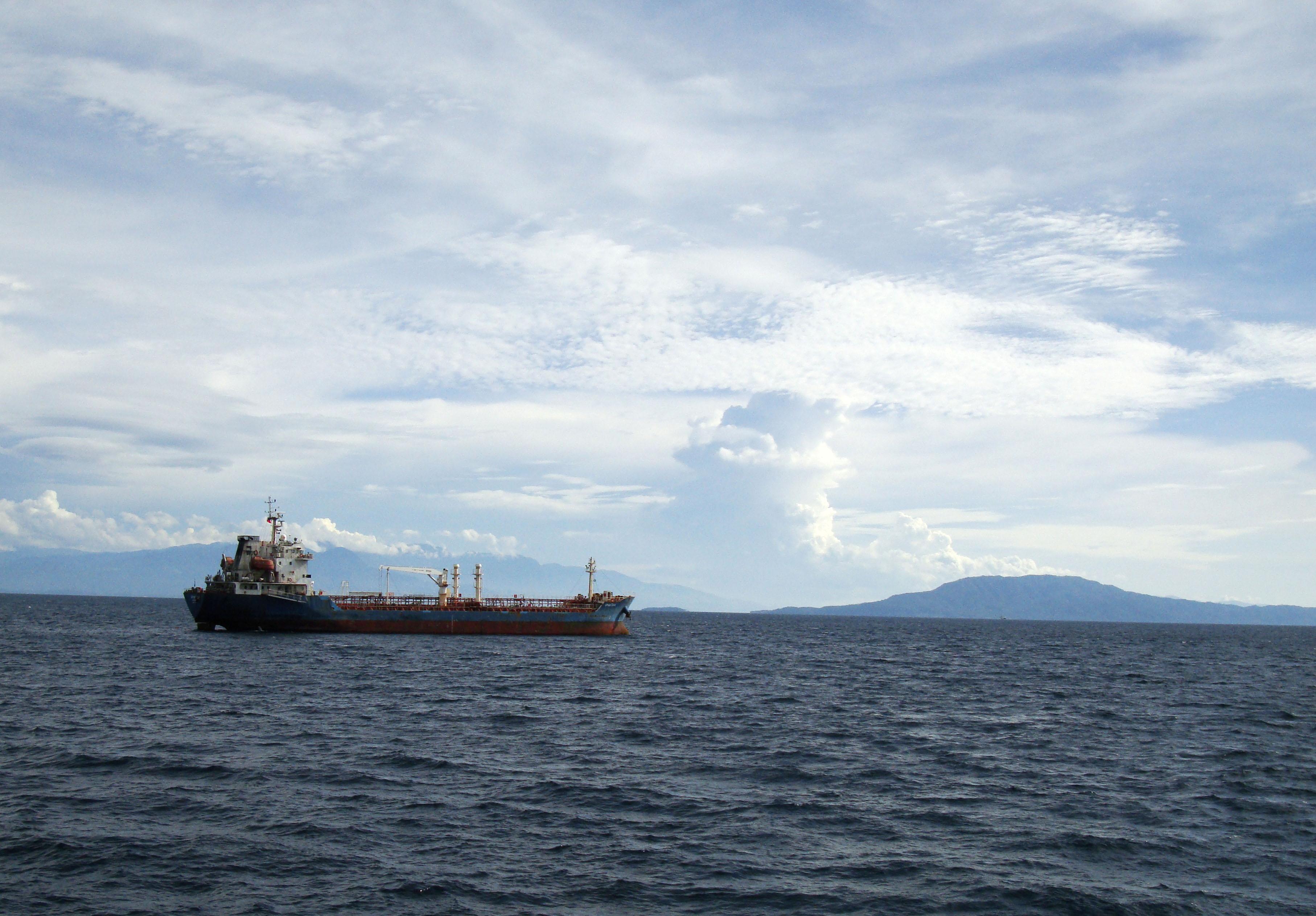 IMO 9471185 Tanker SP Beijing Majuro Batangus Bay Philppines 2010 01