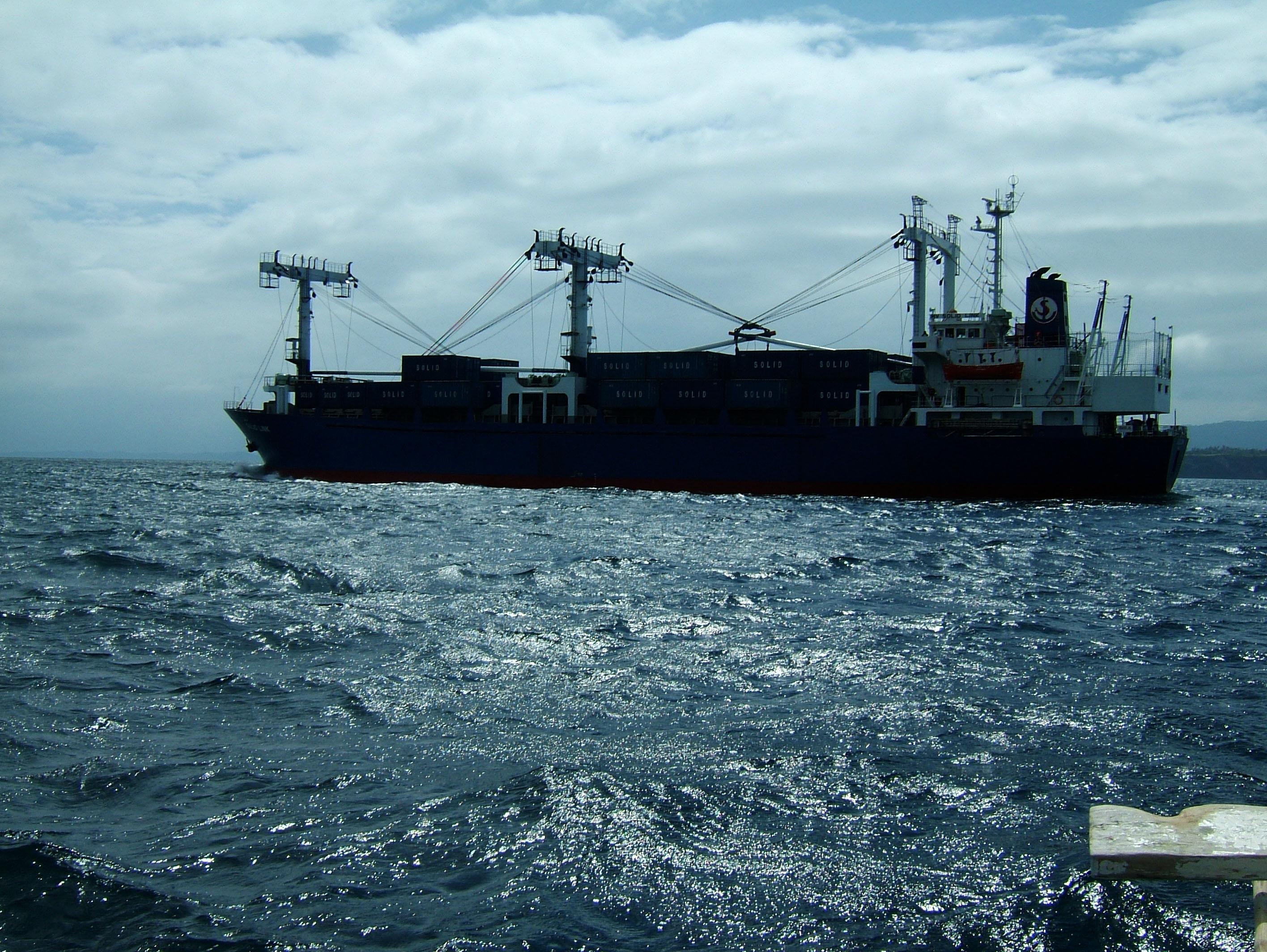 MS Solid Link via Verde Island passage 03