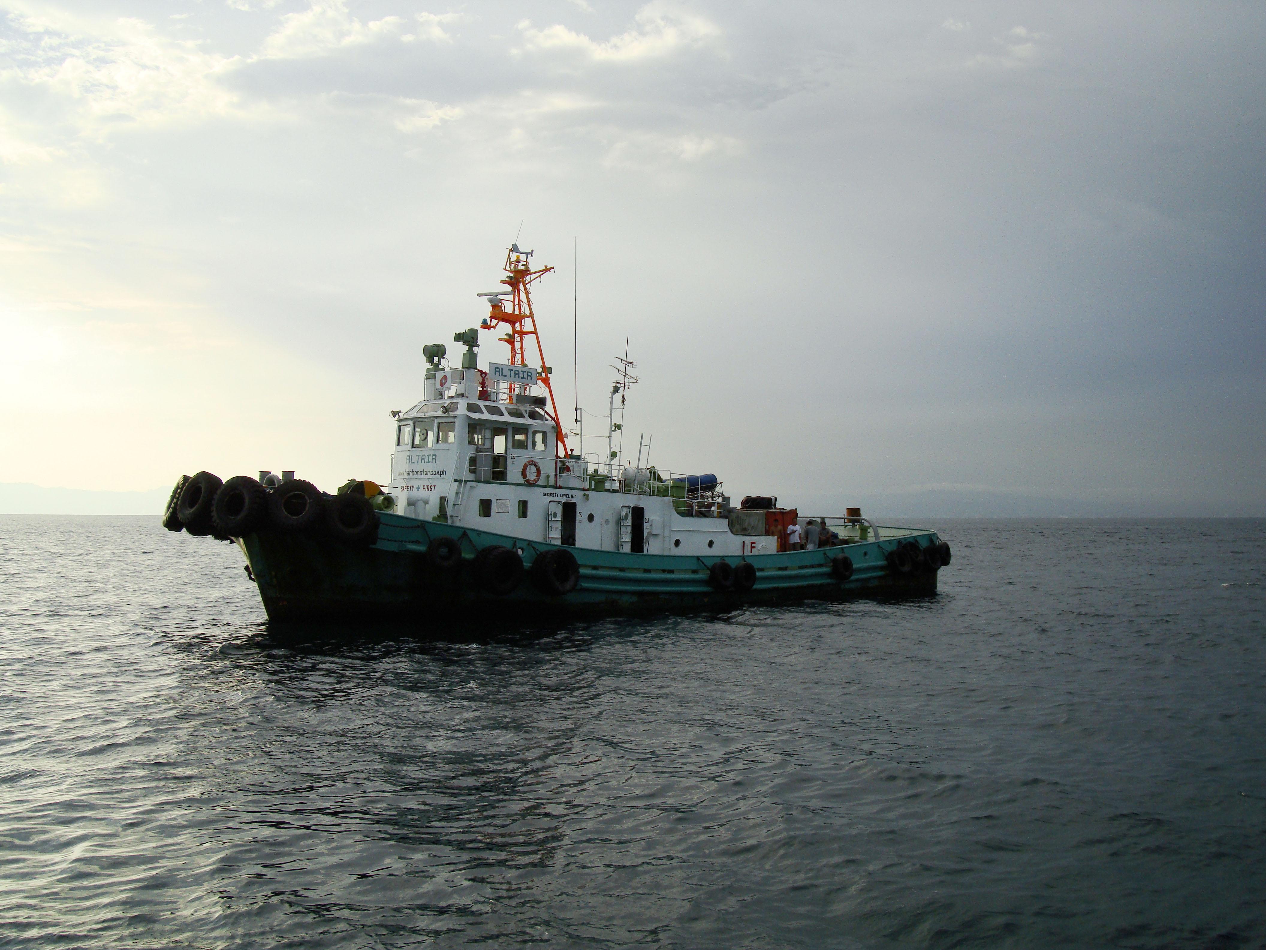 MV Altair Tug boat wwwharborstarcomph Batangus Philippines 01