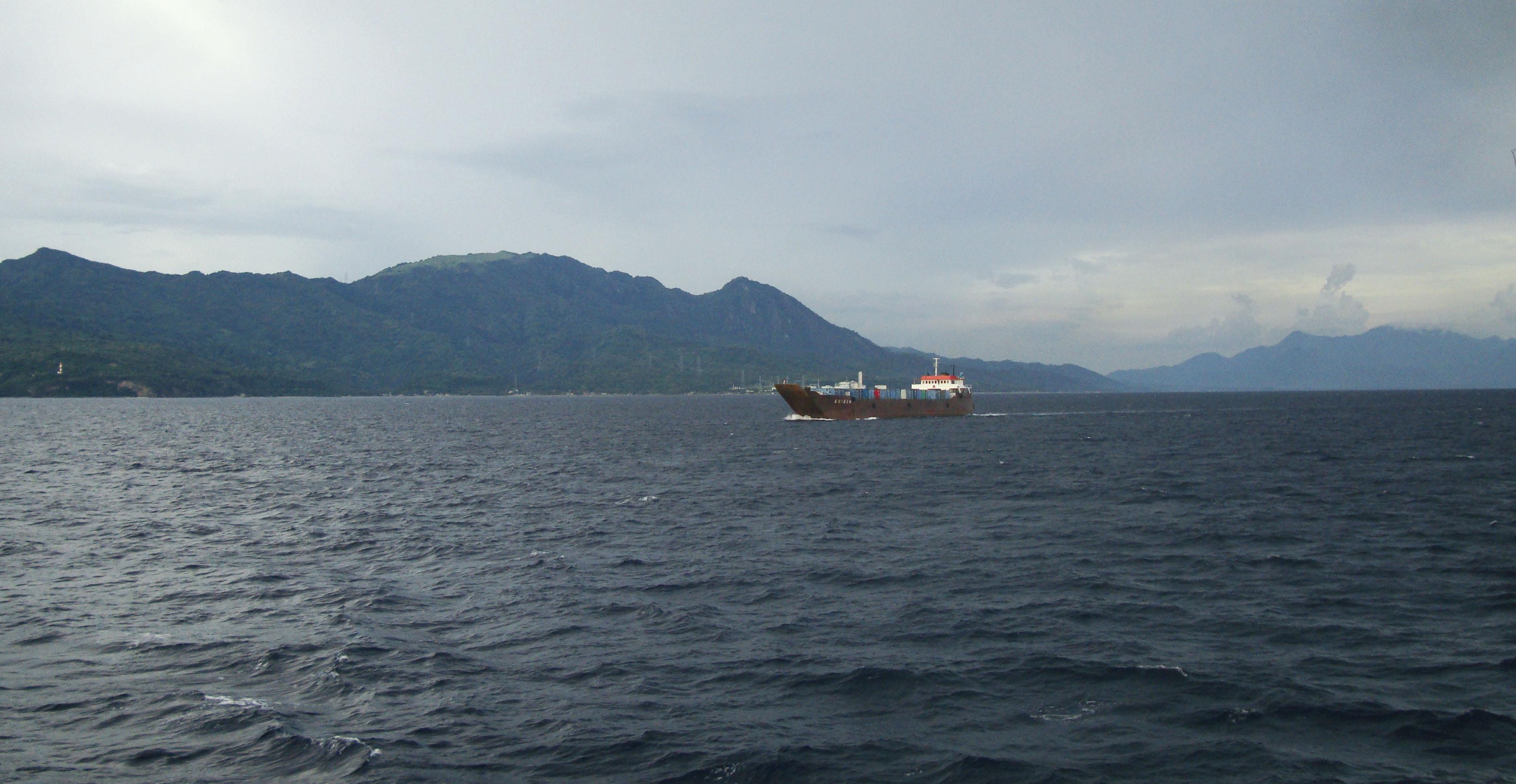 MV Edison barge Batangas Philippines 2010 02