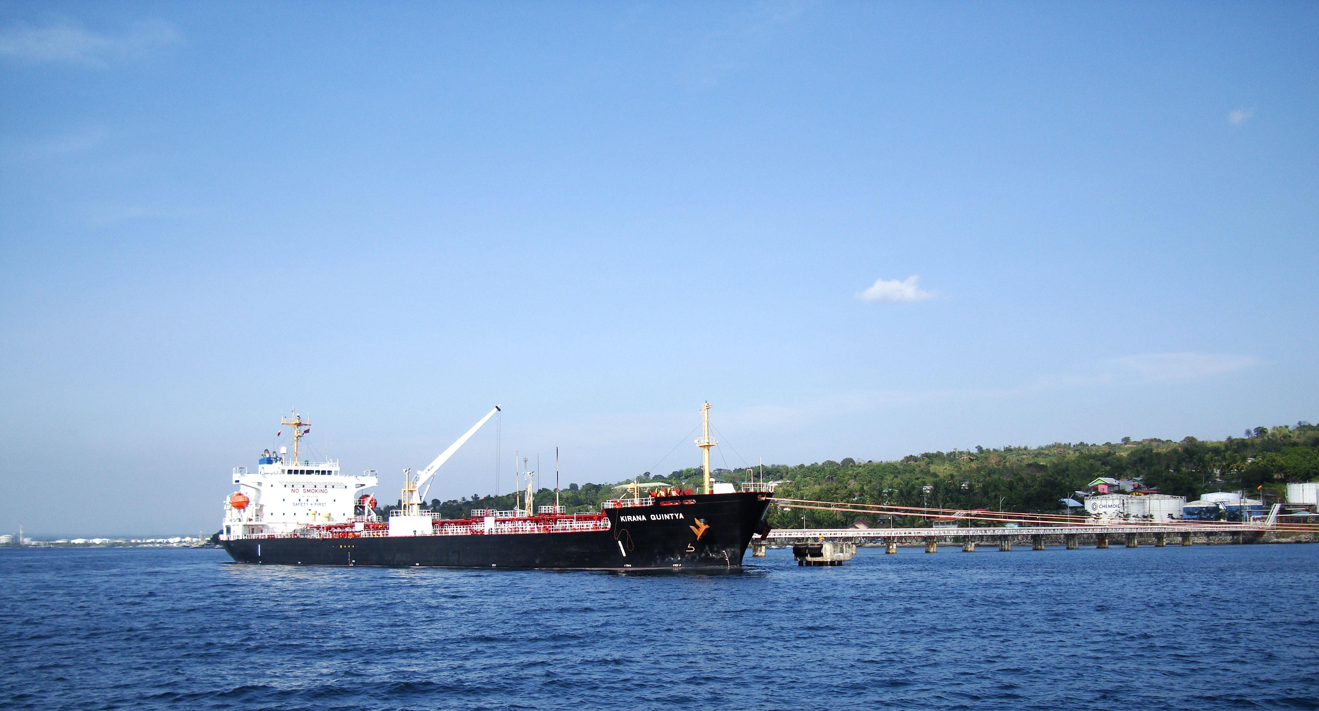 MV Kirana Quintya Batangus Philippines 02